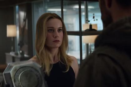 «Мстителей: Финал» раскритиковали за недостаточное использование Капитана Марвел photo