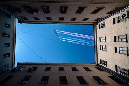 Названа причина отмены воздушной части парада в Москве