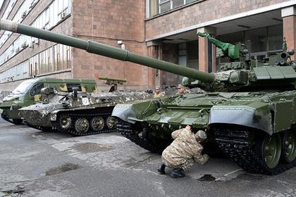 Индия спасла российское танкостроение