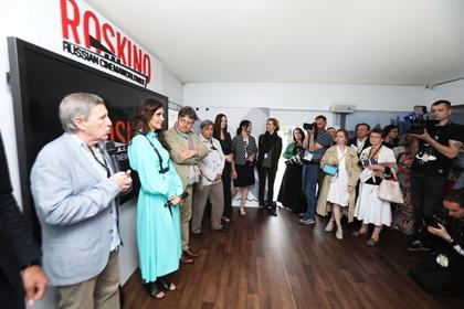 На Каннском фестивале открылся Российский павильон