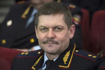 Генерала МВД собрались уволить за плохую работу