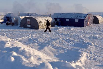 В Арктике появится первая дрейфующая ледовая станция от России
