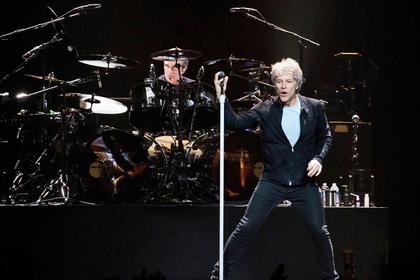 Группа Bon Jovi выступит в Москве