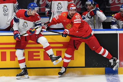 Хоккеист сборной России назвал дебилами расслабляющиеся после 10:0 команды