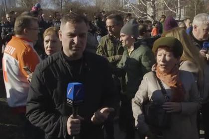 Выступающий за храм в Екатеринбурге репортер попросил побить его на камеру