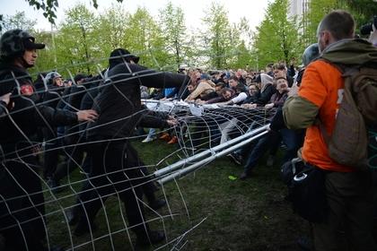 Россияне встали на защиту скверов вслед за Екатеринбургом