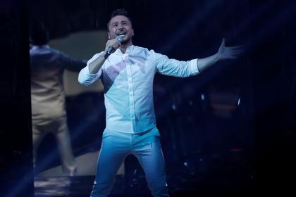 Россия заняла третье место на «Евровидении»