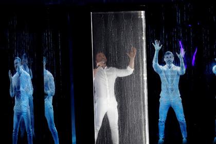 Лазарев приготовился поехать на «Евровидение» в третий раз
