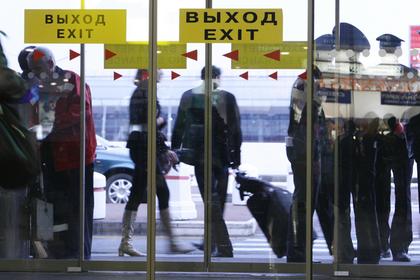 Россиянин «заминировал» Шереметьево из-за потерявшейся жены