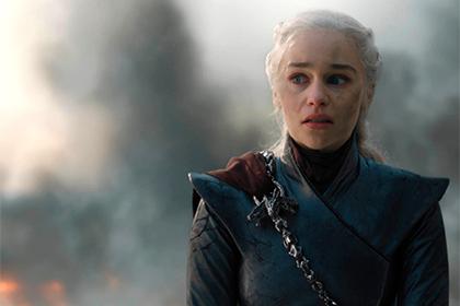Эмилия Кларк рассказала о превращении в женщину на съемках «Игры престолов»