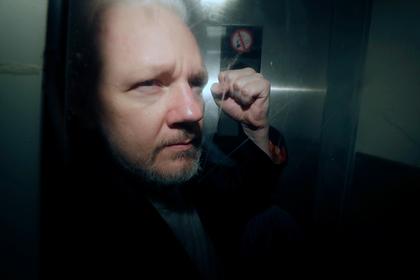 Прокуратура Швеции захотела ареста Ассанжа