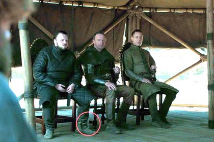 В финале «Игры престолов» обнаружили киноляп