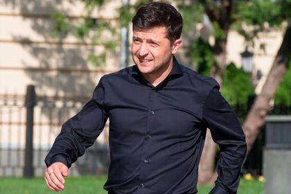 В Киеве началась инаугурация Владимира Зеленского