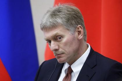 Кремль отреагировал на тему предвзятости к России на «Евровидении»