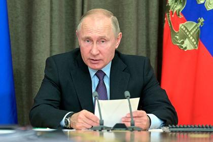 Путин помиловал осужденную 1935 года рождения