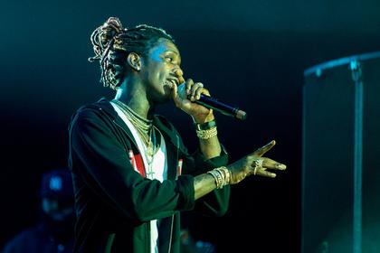 Американский рэпер Young Thug впервые выступит в Москве