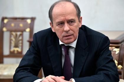 Глава ФСБ рассказал о террористах с химическим оружием и дронами