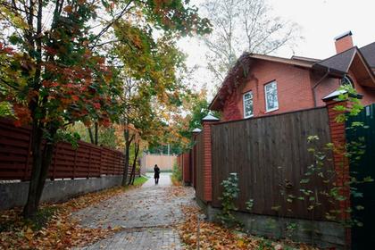 Всем желающим предложили пожить на Рублевке за полтора миллиона рублей в месяц