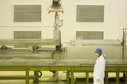 Иран увеличил производство ядерного топлива в четыре раза