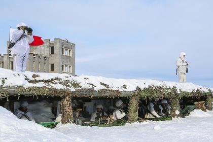 На Западе оценили военные учения России в Арктике