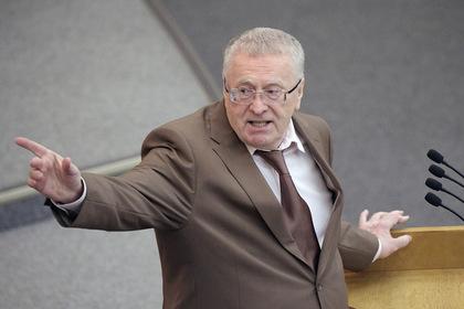 Жириновский спрогнозировал американский удар по Ирану