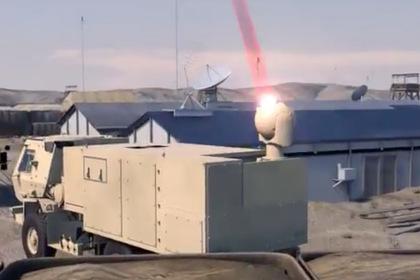 США «показали» лазерный перехватчик гиперзвуковых ракет