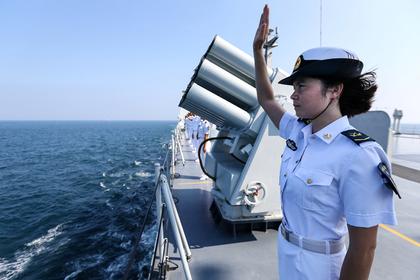 ВМФ Китая стал крупнейшим в мире
