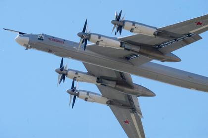 Российские ракетоносцы пролетели вдоль побережья США