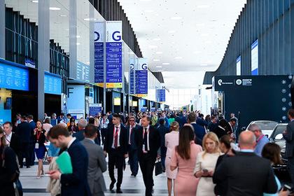 В рамках ПМЭФ-2019 пройдет более 120 деловых мероприятий