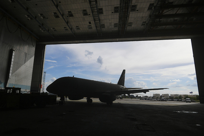 Из SSJ-100 вылилось топливо перед взлетом