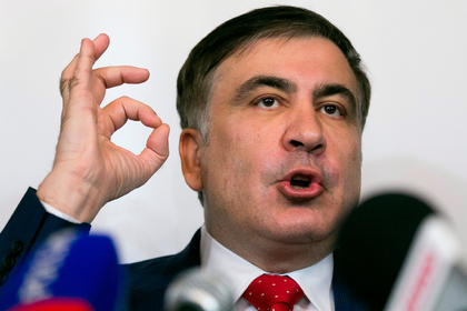 Саакашвили первым откликнулся на призыв Зеленского возвращаться на Украину