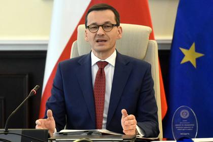 Польша потребовала у России денег за «грязную» нефть