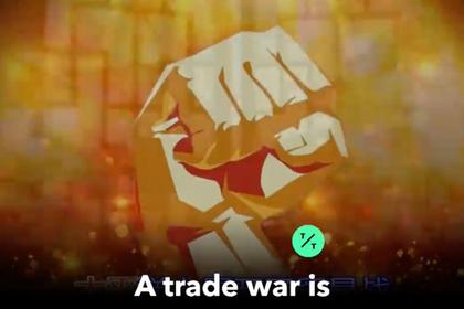 Появился зажигательный гимн торговой войны Китая и США