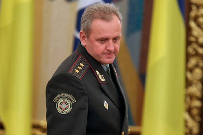 Зеленский уволил главу Генштаба