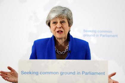 Тереза Мэй рассказала о последнем шансе на Brexit
