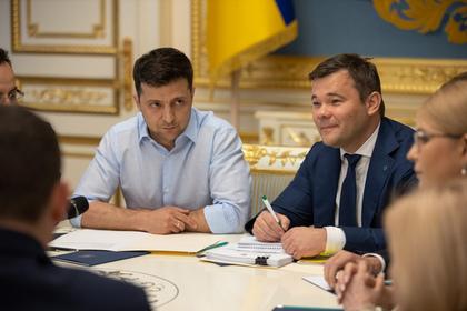Личный адвокат Коломойского стал главой администрации Зеленского