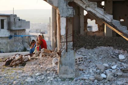США заподозрили Сирию в новых химатаках