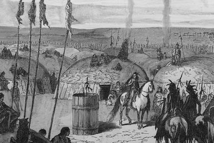 У древних индейцев нашли современные технологии