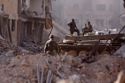 Сирийская армия снова потерпела неудачу