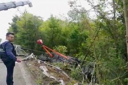 Российский турист погиб в перевернувшемся автобусе в Италии