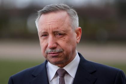 Беглову предложили пойти на выборы губернаторы Петербурга