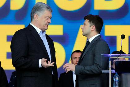 «Яндекс» превратил Зеленского в Порошенко