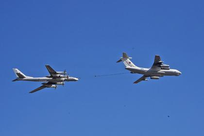 Российские бомбардировщики пролетели около Аляски
