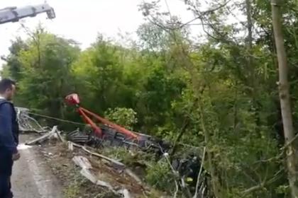 Опознано тело погибшей в ДТП в Италии россиянки
