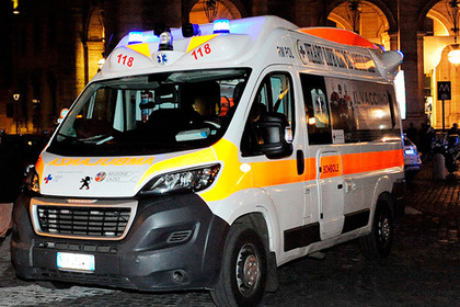 Число пострадавших в ДТП в Италии россиян возросло