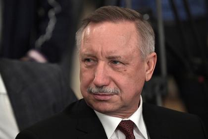 Беглов пообещал сделать Петербург удобнее