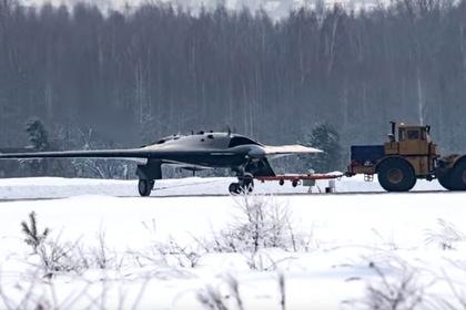В США «приравняли» российский «Охотник» к американскому X-47B