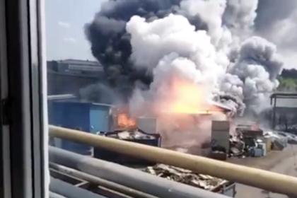 На подмосковном оборонном заводе прогремел взрыв