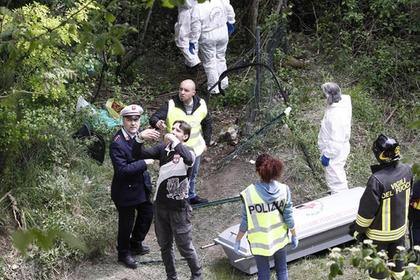 Устроившего ДТП с российскими туристами водителя арестовали в Италии