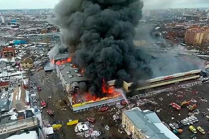 Арендатора осудили за пожар в казанском ТЦ «Адмирал» с 19 погибшими